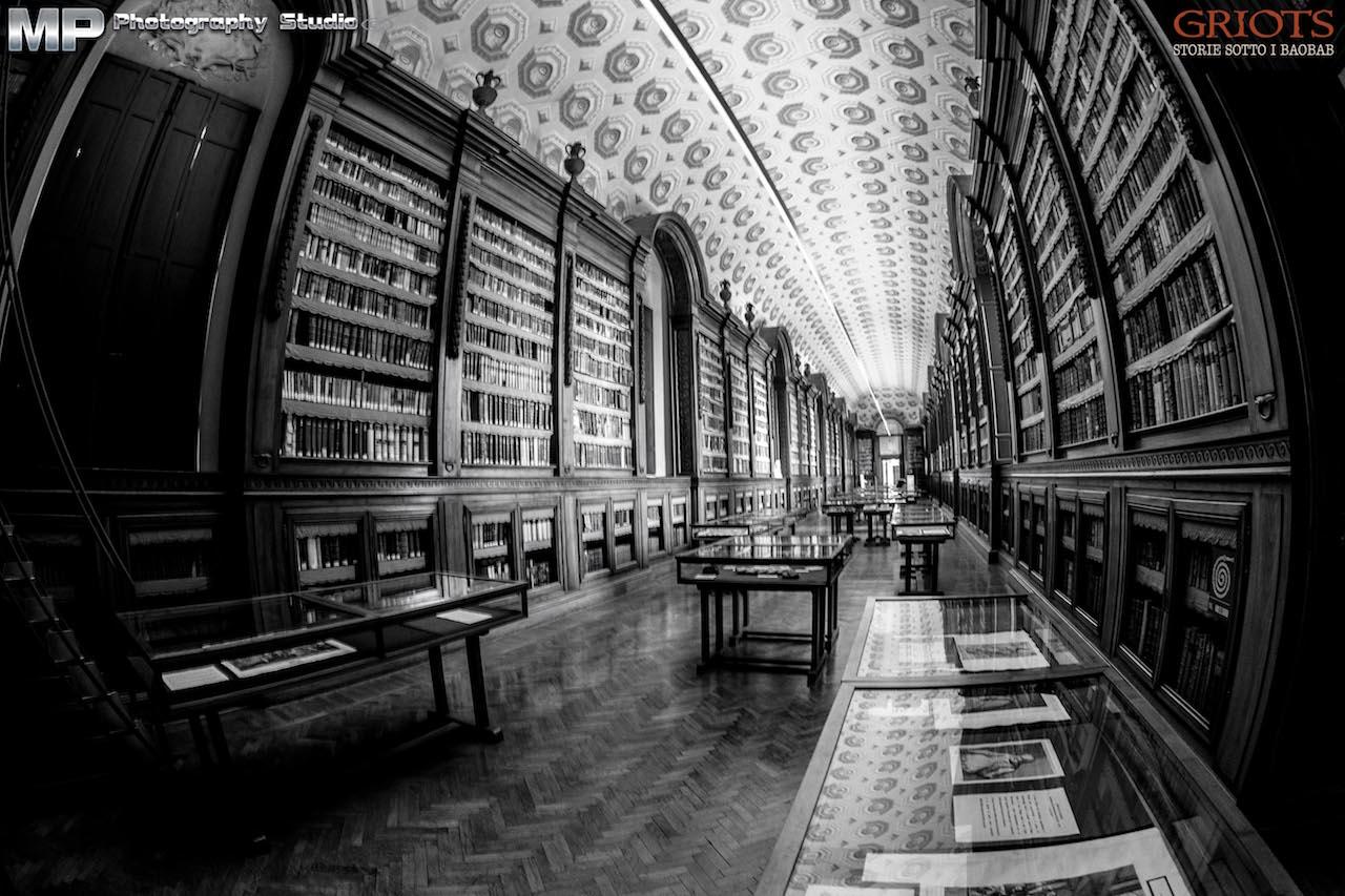 Il bibliotecario di Apmar