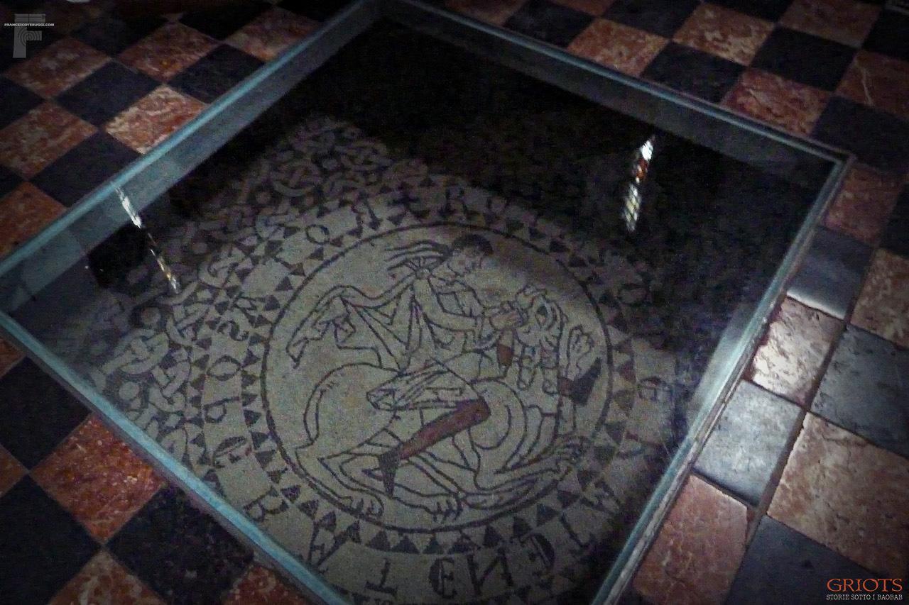 Sant'Orso e Il SATOR: l'oracolo di Saturno ad Aosta