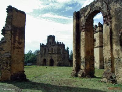 Leggendari castelli nel cuore dell'Africa