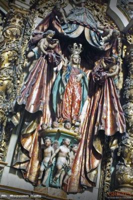 La Madonna gravida