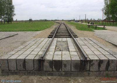 A perenne memoria: Auschwitz e Birkenau
