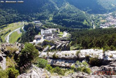 I fantasmi del forte di Fenestrelle